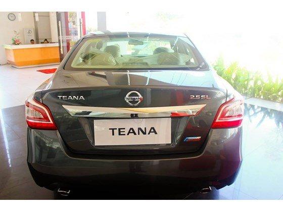 Bán Nissan Teana đời 2015, màu đen, nhập khẩu-2