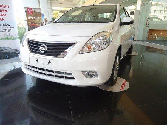 Cần bán Nissan Sunny đời 2015, màu trắng, nhập khẩu-1