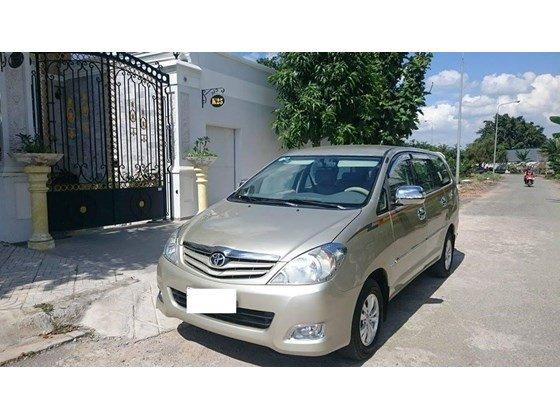 Cần bán xe Toyota Innova 2008, nhập khẩu nguyên chiếc, ít sử dụng-2