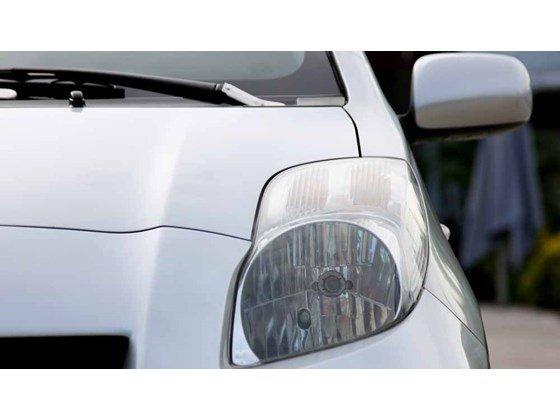 Cần bán xe Toyota Yaris đời 2009, màu bạc, xe nhập-1
