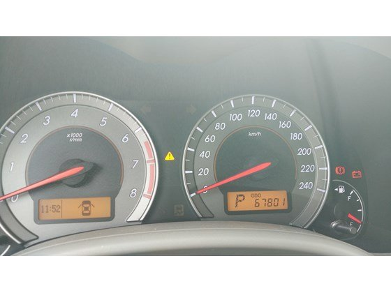 Cần bán lại xe Toyota Corolla Altis đời 2009, màu đen, nhập khẩu chính hãng-6