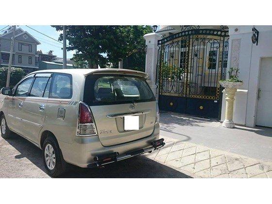 Cần bán xe Toyota Innova 2008, nhập khẩu nguyên chiếc, ít sử dụng-7