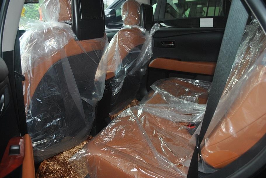 Cần bán Lexus RX năm 2011, màu đen, nhập khẩu chính hãng, chính chủ-3