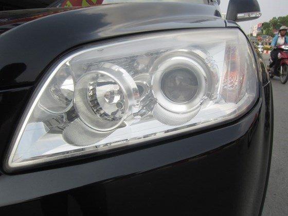 Bán xe Chevrolet Captiva đời 2009, màu đen, nhập khẩu chính hãng, số tự động-2