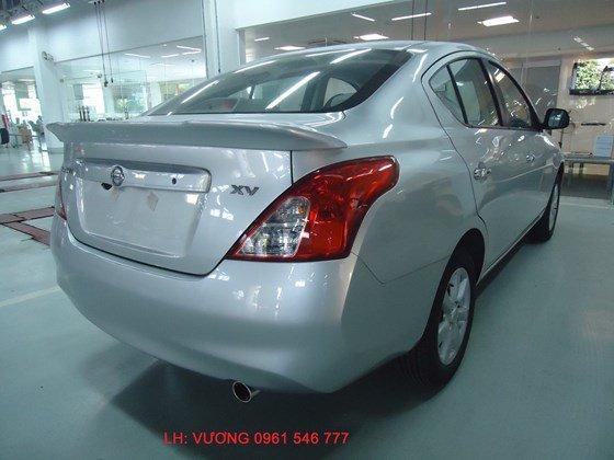 Cần bán Nissan Sunny đời 2015, màu trắng, nhập khẩu-10