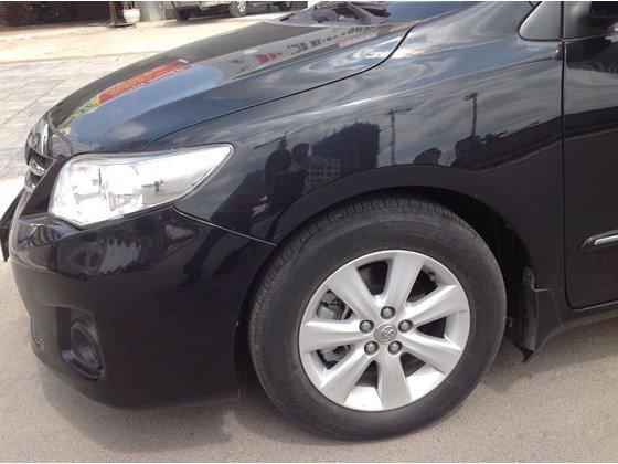 Cần bán gấp Toyota Corolla Altis năm 2011, màu đen, nhập khẩu chính hãng, số sàn, giá chỉ 650 triệu-7