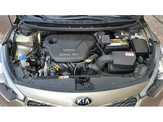 Bán Kia K3 1.6AT đời 2015, xe còn mới ít sử dụng-9