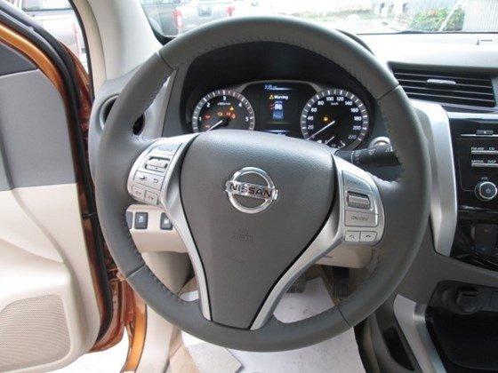 Bán ô tô Nissan Navara đời 2015, màu trắng, nhập khẩu-5