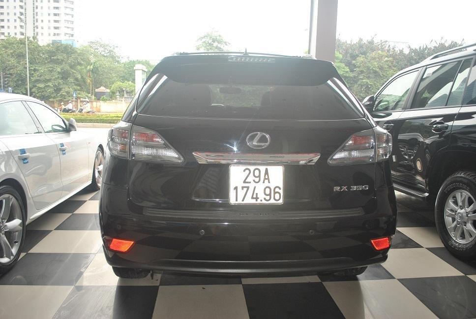 Cần bán Lexus RX năm 2011, màu đen, nhập khẩu chính hãng, chính chủ-6