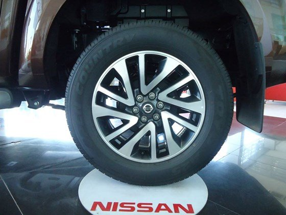 Bán ô tô Nissan Navara đời 2015, màu trắng, nhập khẩu-1