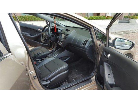 Bán Kia K3 1.6AT đời 2015, xe còn mới ít sử dụng-6
