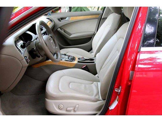 Bán Audi A4 đời 2009, màu đỏ, nhập khẩu-6