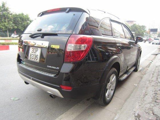 Bán xe Chevrolet Captiva đời 2009, màu đen, nhập khẩu chính hãng, số tự động-1