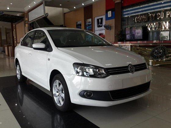 Volkswagen Polo sedan AT, đủ màu, giao xe ngay - Hỗ trợ mua trả góp-0