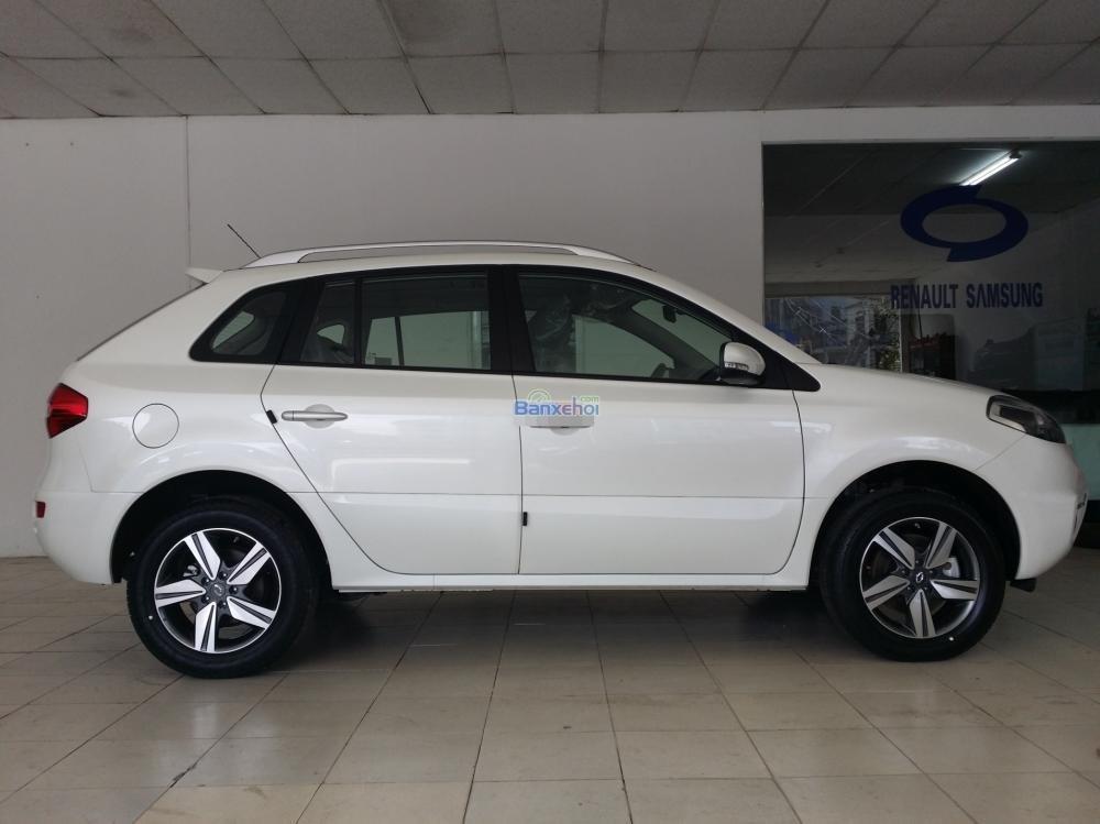 Bán ô tô Samsung QM5 sản xuất 2015, màu trắng, nhập khẩu-3