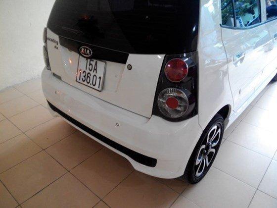 Cần bán xe Kia Morning đời 2010, màu trắng, nhập khẩu nguyên chiếc-0