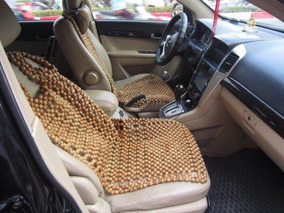 Bán xe Chevrolet Captiva đời 2009, màu đen, nhập khẩu chính hãng, số tự động-8