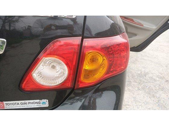 Cần bán lại xe Toyota Corolla Altis đời 2009, màu đen, nhập khẩu chính hãng-7