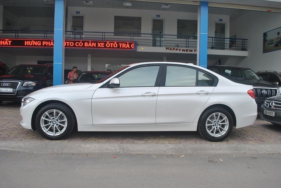 Cần bán gấp BMW 320i đời 2012, màu trắng, nhập khẩu-5