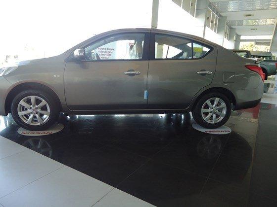 Bán xe Nissan Sunny 2015, màu xám, nhập khẩu-0