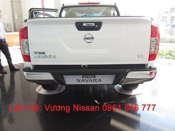 Bán ô tô Nissan Navara đời 2015, màu trắng, nhập khẩu-15