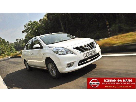 Bán xe Nissan Sunny đời 2015, màu trắng, xe nhập-0