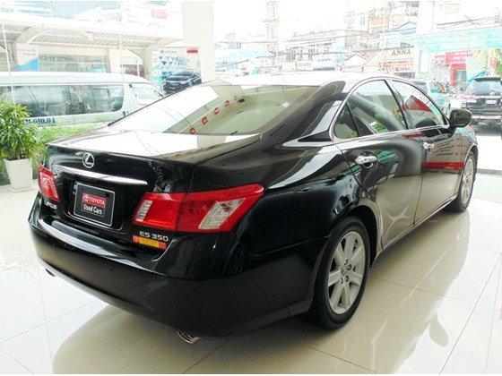 Cần bán Lexus ES đời 2006, màu đen, nhập khẩu-2