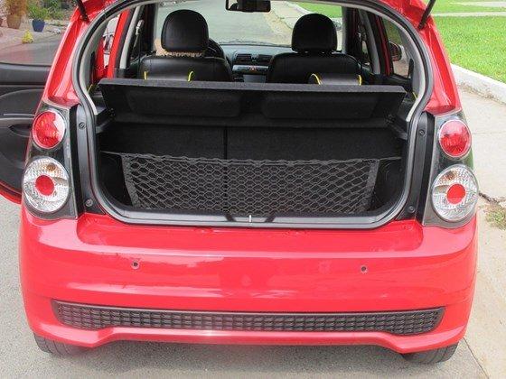 Cần bán xe Kia Morning đời 2009, màu đỏ, nhập khẩu nguyên chiếc, còn mới  -21