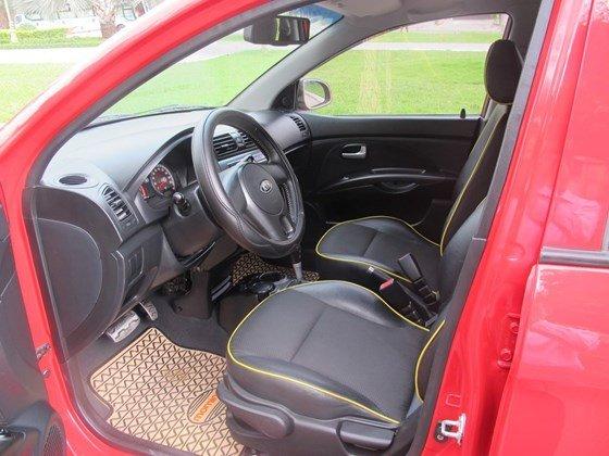 Cần bán xe Kia Morning đời 2009, màu đỏ, nhập khẩu nguyên chiếc, còn mới  -7