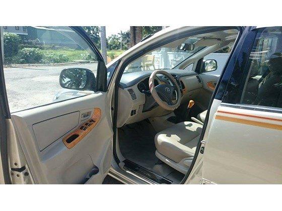 Cần bán xe Toyota Innova 2008, nhập khẩu nguyên chiếc, ít sử dụng-1