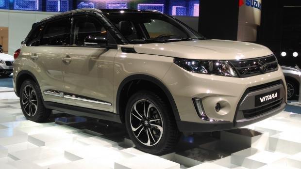 Cần bán xe Suzuki Vitara đời 2015, xe nhập, 759tr-1