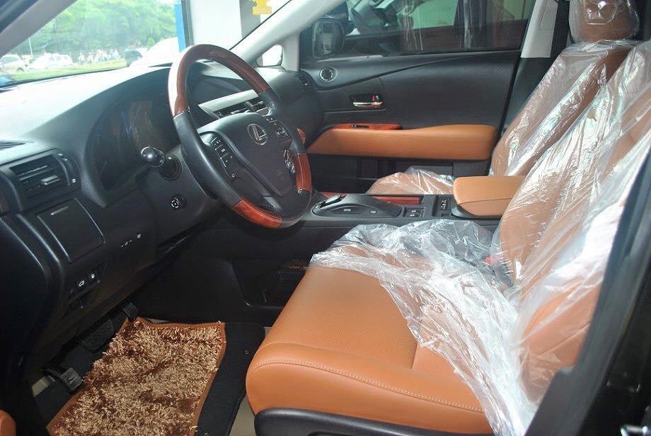 Cần bán gấp Lexus RX đời 2011, màu đen, nhập khẩu chính hãng-5