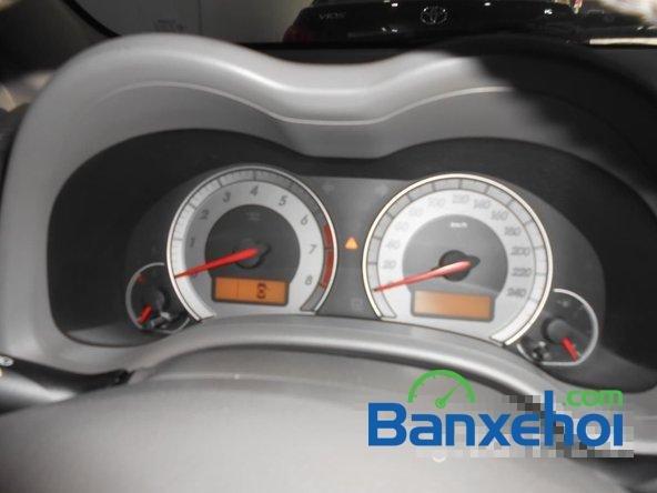 Cần bán lại xe Toyota Corolla altis 1.8 G đời 2010, màu đen đã đi 50000 km-9