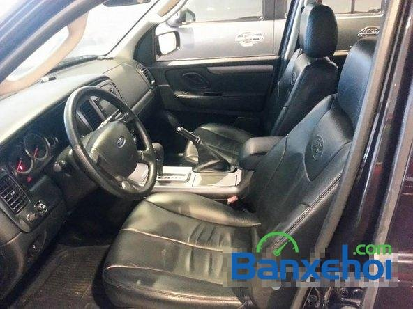 Bán Ford Escape 2.3L XLS AT đời 2010, màu đen, giá chỉ 580 triệu-1