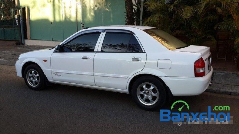 Bán ô tô Mazda 323 Classic đời 2003, màu trắng chính chủ-1