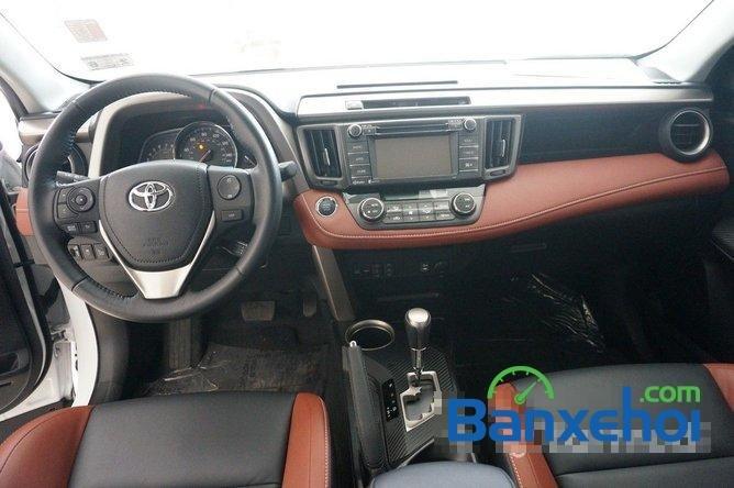Cần bán Toyota RAV4 đời 2014, màu trắng, nhập khẩu nguyên chiếc-8