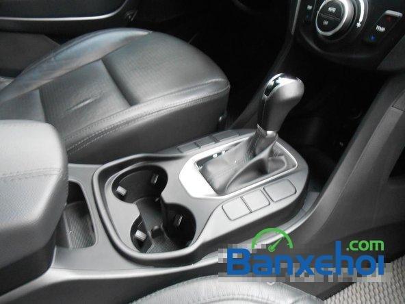 Cần bán xe Hyundai Santa Fe SLX đời 2013, màu đen đã đi 30000 km-8