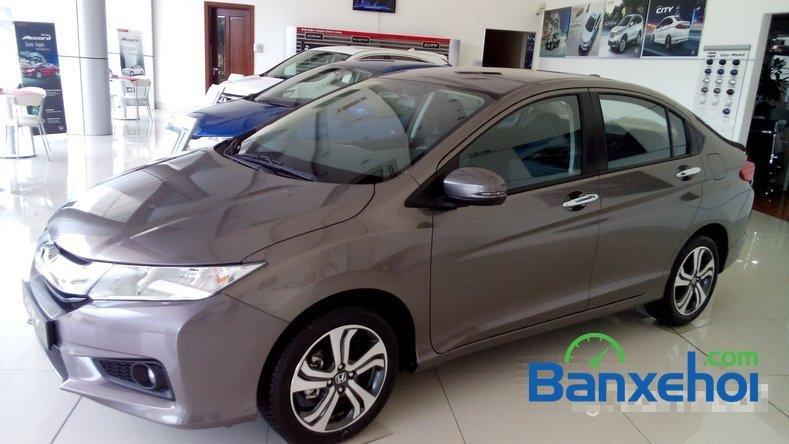 Cần bán Honda City 1.5L đời 2015, màu nâu, liên hệ 0938536777-3