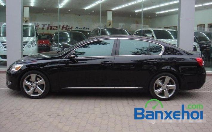 Cần bán xe Lexus GS 350 sản xuất 2009, màu đen, nhập khẩu nguyên chiếc đã đi 35000 km-2