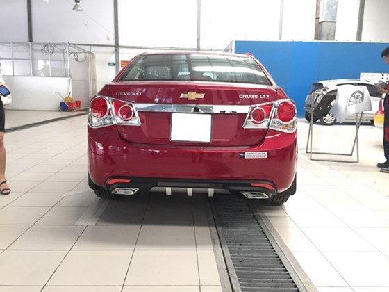 Bán xe Chevrolet Cruze đời 2015, màu đỏ, nhập khẩu, giá chỉ 612 triệu-4