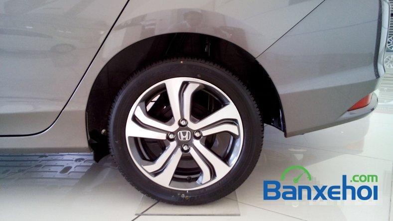 Cần bán Honda City 1.5L đời 2015, màu nâu, liên hệ 0938536777-5