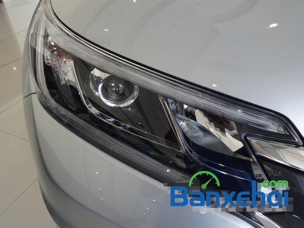 Cần bán xe Honda CR V đời 2015, màu bạc, gọi ngay 0938 500 503-2