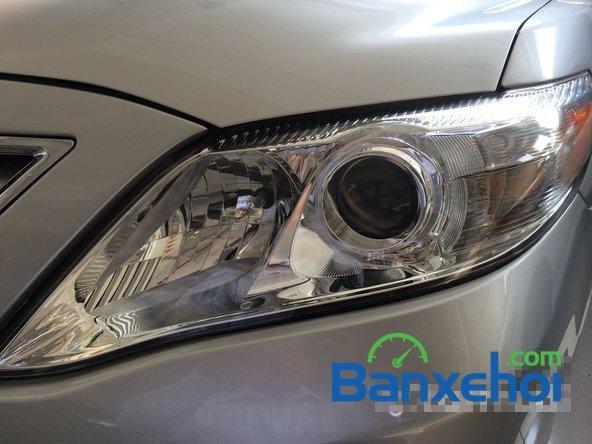 Cần bán lại xe Toyota Camry 2.5 đời 2010, màu bạc, nhập khẩu chính hãng-3
