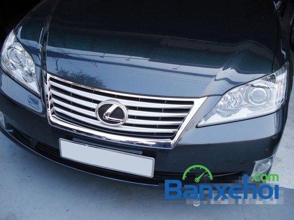 Bán Lexus ES 350 đời 2010, màu xám, liên hệ 0945982779-0