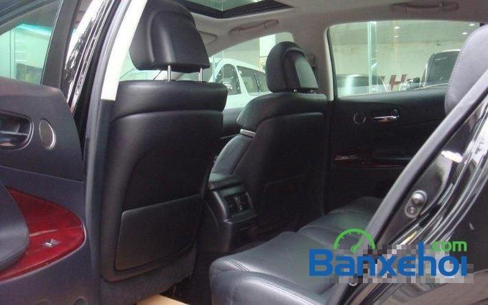 Cần bán xe Lexus GS 350 sản xuất 2009, màu đen, nhập khẩu nguyên chiếc đã đi 35000 km-9
