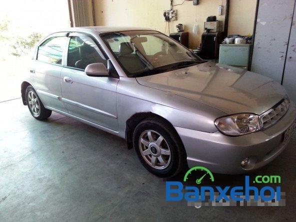 Cần bán Kia Spectra LS đời 2005, màu bạc xe gia đình, 210 triệu-1