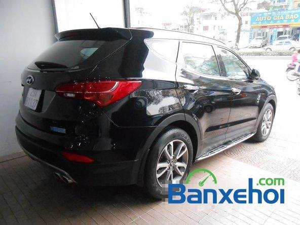 Cần bán xe Hyundai Santa Fe SLX đời 2013, màu đen đã đi 30000 km-3