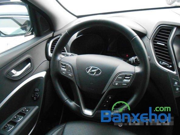 Cần bán xe Hyundai Santa Fe SLX đời 2013, màu đen đã đi 30000 km-10