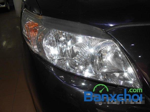 Cần bán lại xe Toyota Corolla altis 1.8 G đời 2010, màu đen đã đi 50000 km-1
