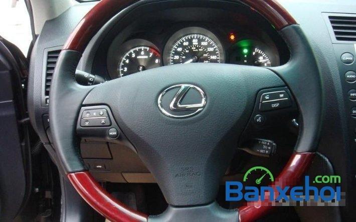 Cần bán xe Lexus GS 350 sản xuất 2009, màu đen, nhập khẩu nguyên chiếc đã đi 35000 km-6